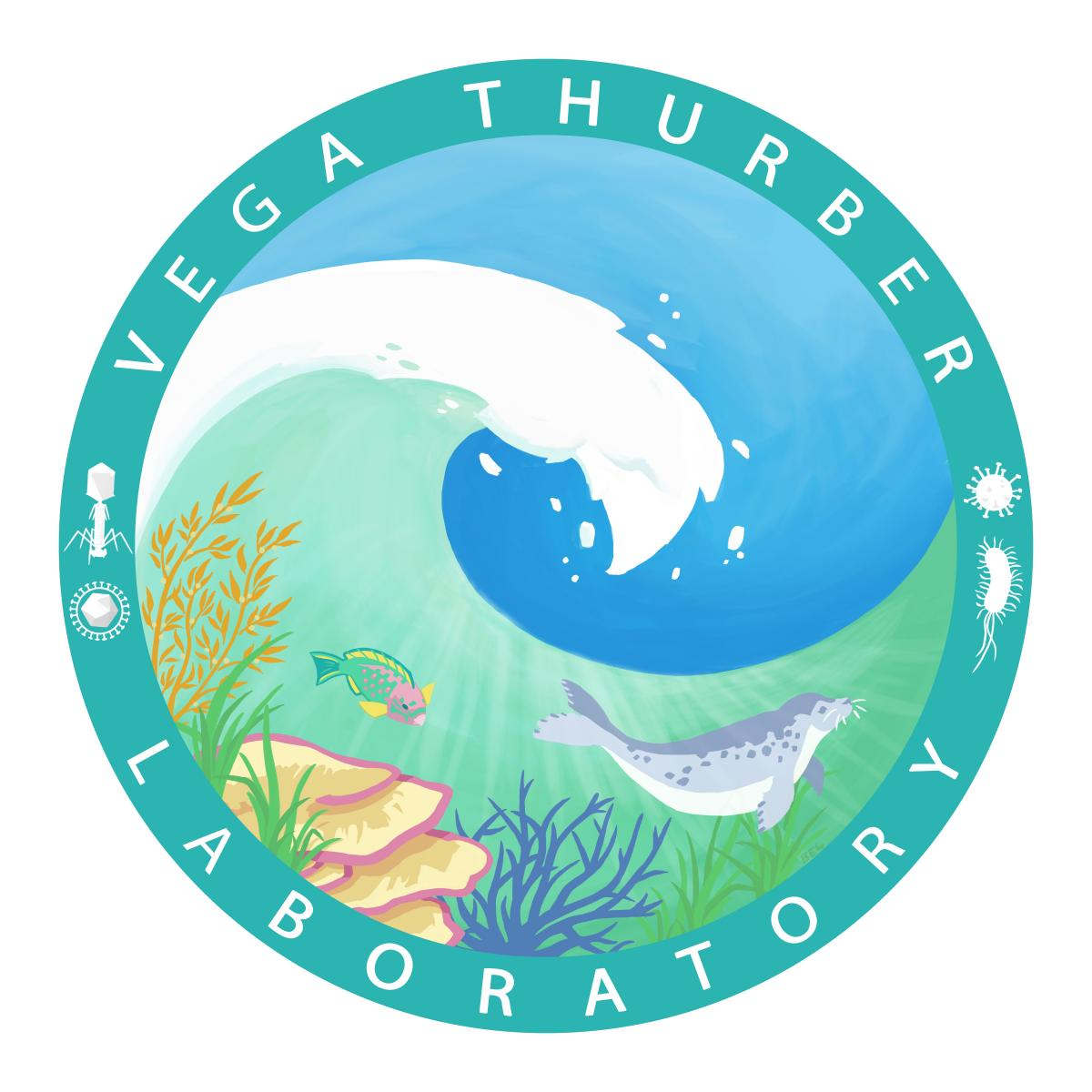 Vega Thurber lab logo